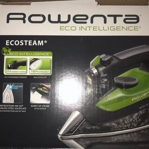Its a eco-intelligence steam iron.